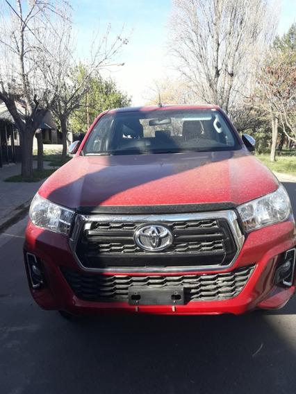 Toyota Hilux 4x2 Dc Srv 2.8 Tdi 6m/t My 19 Sin Rodar