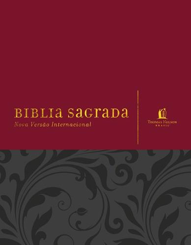 Biblia Sagrada - Nova Versao Internacional - Capa Vermelha