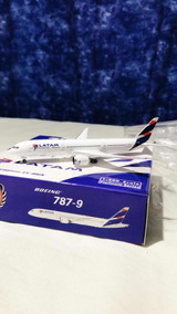 Boeing 787-9 Latam Cc-bgk Phoenix Models 1/400