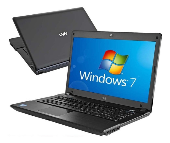 Notebook Cce Win X345 Celeron 4gb 500gb Windows 14