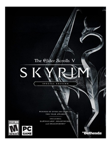 Imagen 1 de 3 de The Elder Scrolls V: Skyrim Special Edition Bethesda PC Digital