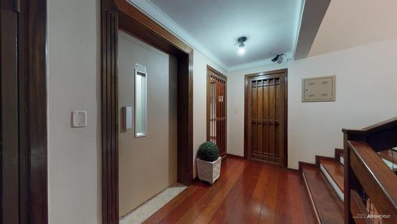 Cobertura Em Cristal Com 3 Dormitórios - Rg5400