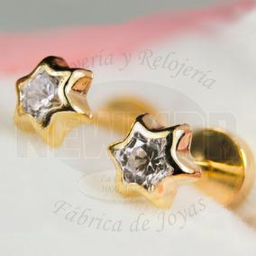 72d4e97a1b7d Aros Abridores Bebe Oro Blanco - Aros de Oro en Mercado Libre Argentina