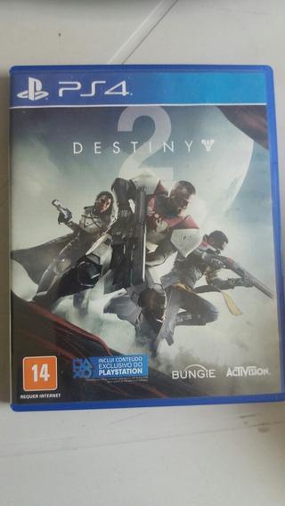 Destiny 2 Ps4 Aceito Troca. Retirada Em Fortaleza.