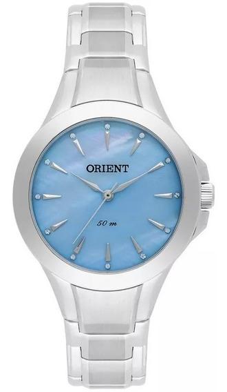 Relógio Orient Analógico Swarovski Feminino Fbss0061 A1sx