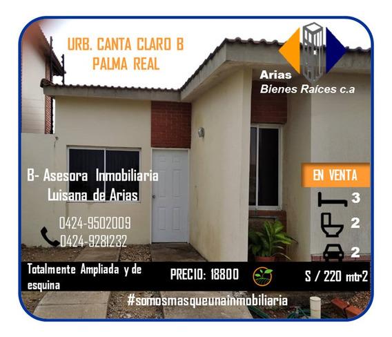 Urb. Canta Claro B, Palma Real