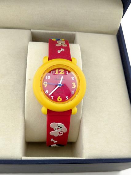 Relógio De Pulso Infantil Champion