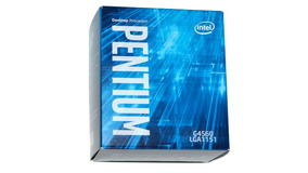 Processador Intel Pentium Dual Core G4560 Lga1151