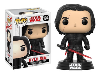 Funko Pop - Star Wars 8 - Kylo Ren (194)