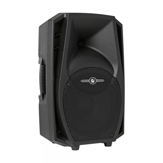 Caixa Som Amplificada Frahm Ps12a Bluetooth Usb Sd 200w Rms