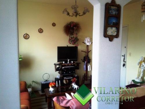 Imagem 1 de 15 de Apartamento Três Quartos - 734v