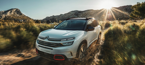 Citroën C5 Aircross 1.6 Thp Automatico Feel Pack 0km