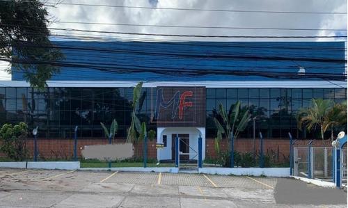 Imagem 1 de 6 de Ref: 13.612 - Excelente Galpão Comercial Para Locação No Bairro Alphaville Industrial, Com 2.400 M² Útil, Escritório, Vestiários, Refeitório. - 13612