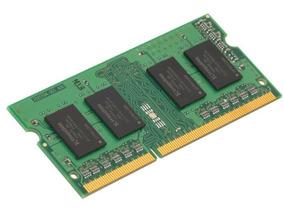 Memoria Note Acer Apple Hp Dell Lenovo Kingston 8gb Ddr3