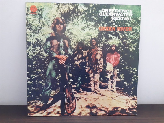Lp/disco Creedence Clearwater Revival - 5 Discos