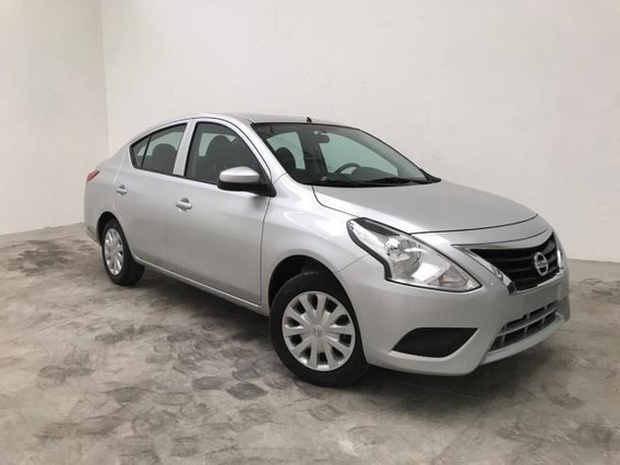 Nissan Versa S 1.6 16v Flexstart 4p. Flex Manual
