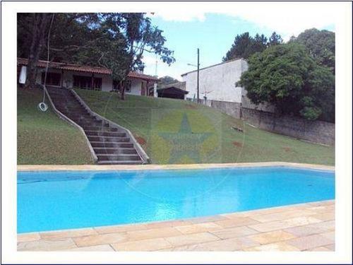 Chácara Residencial À Venda, Ch0163. - Ch0163