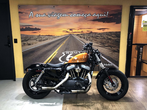 Harley Davidson Forty Eight 2015 Impecavel