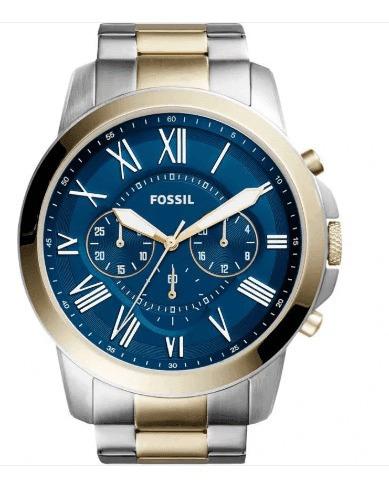 Relógio Fossil Masculino Grant Fs5273/5an