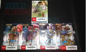 Vendo Paquete 5 Amiibos Zelda Botw Champions, Child Link