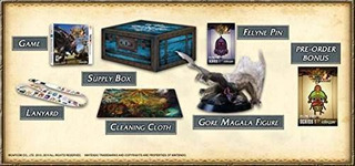 Monster Hunter 4 Ultimate Collector