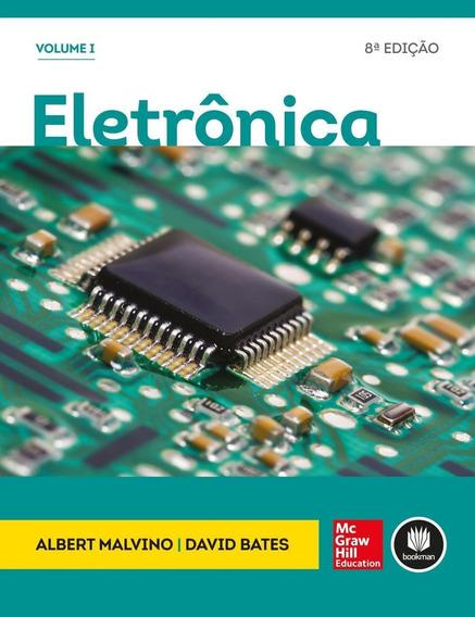Eletrônica - Vol. I - 8ª Ed. 2016