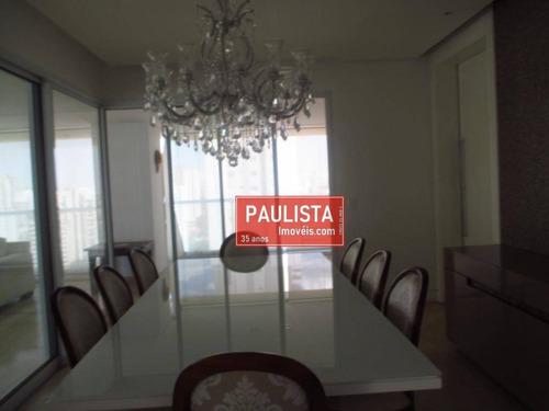 Apartamento À Venda, 385 M² Por R$ 5.300.000,00 - Campo Belo - São Paulo/sp - Ap24768
