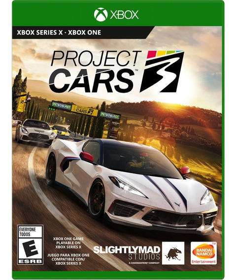 ..:: Project Cars 3 ::.. Xbox One En Game Center