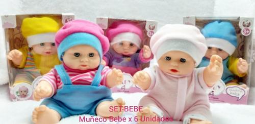 Imagen 1 de 1 de Muñeca Bebe Querido Niñas Baby Juguete