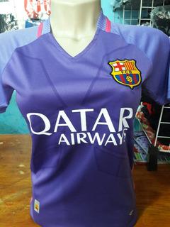 Camisa Feminina Do Barcelona