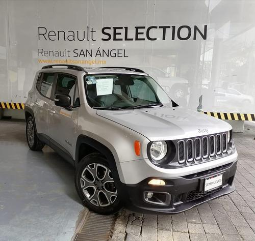 Imagen 1 de 15 de Jeep Renegade Limited 4x2 2018