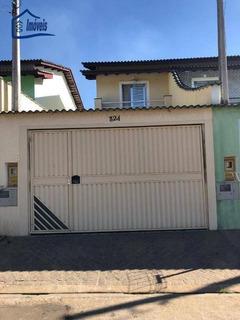 Sobrado Com 2 Dormitórios À Venda, 100 M² Por R$ 399.000 - Jardim Jóia - Arujá/sp - So0135