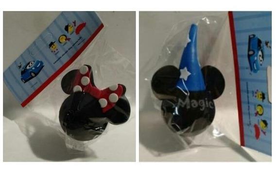 2 Enfeites De Antena Minnie E Mickey