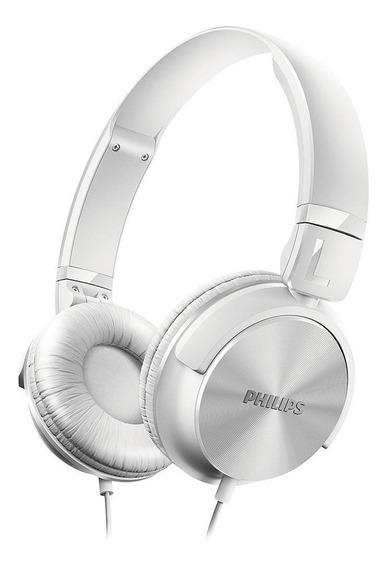 Headphone Fone Philips Dj - Shl3060wt/00 - Branco