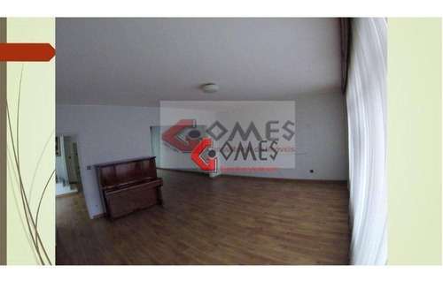 Sobrado Com 4 Dormitórios Para Alugar, 300 M² Por R$ 8.000,00/mês - Jardim Do Mar - São Bernardo Do Campo/sp - So1067