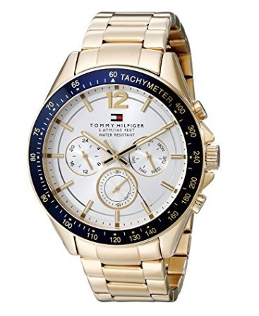 Tommy Hilfiger 1791121 Reloj Deportivo Sofisticado De Acero