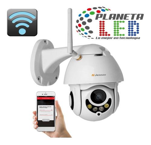 Camara Ip Robotica 1080p Exterior Wifi 360 Hd Android iPhone