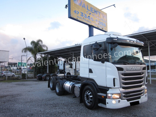 Scania R 440 Trucado  2012