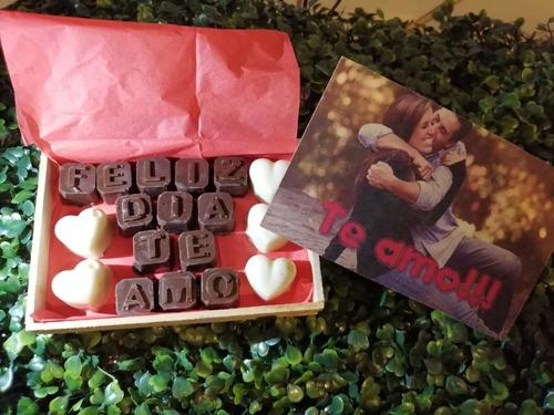 Imagen 1 de 3 de Bombones.san Valentin.dia De Los Enamorados