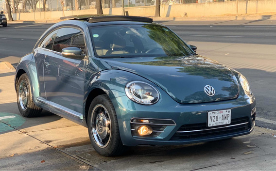Volkswagen Beetle 2.5 Coast Tiptronic At 2018