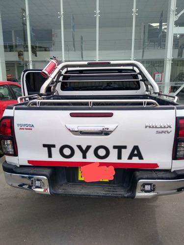 Toyota Hilux Srv 4x4 Cd 2.8 Hilux Srv 2.8 4x4
