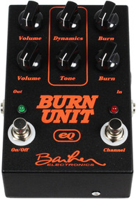 Pedal Barber Burn Unit Eq - Overdrive/distortion