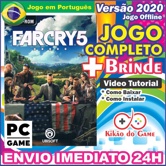 Far Cry 5 Gold Edition Pc Digital Br + Brinde