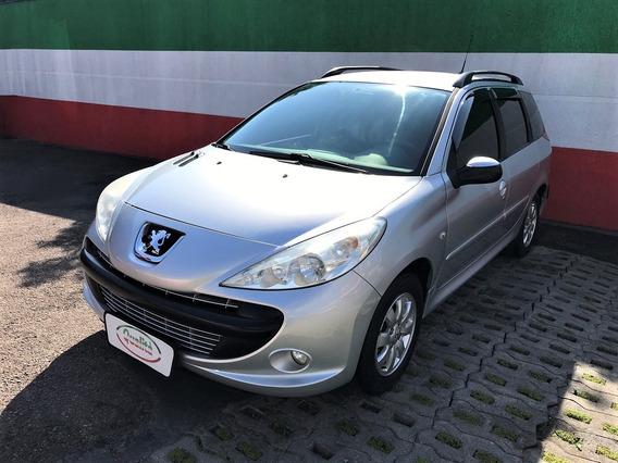207 Sw Xr Sport 1.4 Flex Completo, Lindo Carro!