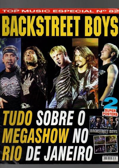 Super Posters Backstreet Boys Show No Rio De Janeiro #82
