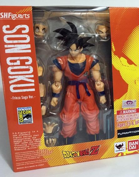 Sh Figuarts - Dragon Ball - Goku Sdcc 2015 - Bandai