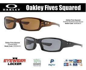 Gafas Oakley Fives Squared Hdo 100% Originales