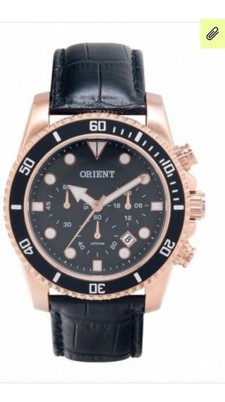 Relógio Masculino Orient Mrscc006 P1px Estilo Submariner