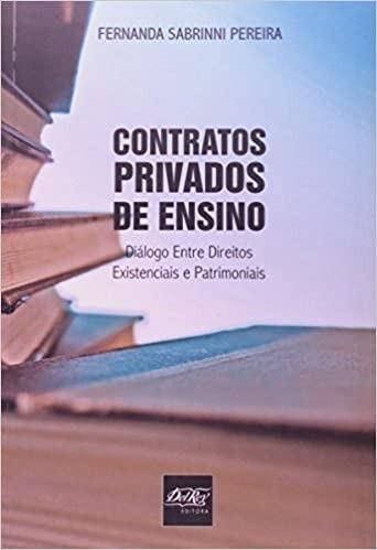 Contratos Privados De Ensino: Diálogo En Fernanda Sabrinni