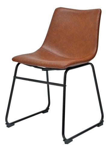 Imagem 1 de 5 de Cadeira Bruna Munich Camarelo